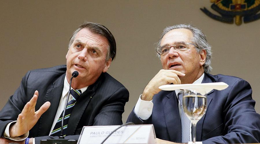 bolsonaro paulo guedes - Qual é o lugar do liberalismo à brasileira no século 21 - Por Elena Landau