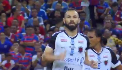 1 x 0: Fortaleza sai na frente e ganha do Botafogo no primeiro jogo da final da Copa do Nordeste