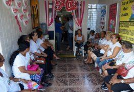 Mês das Mães: idosas do Centro de Referência do Idoso de Santa Rita recebem homenagem