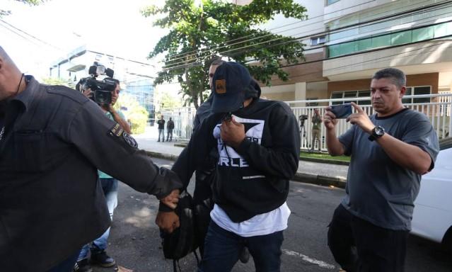 ferreirinha - PM suspeito de tentar interferir no caso Marielle é preso