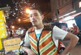 Após morte de paraibano na Rocinha moradores fazem protesto e acusam PM