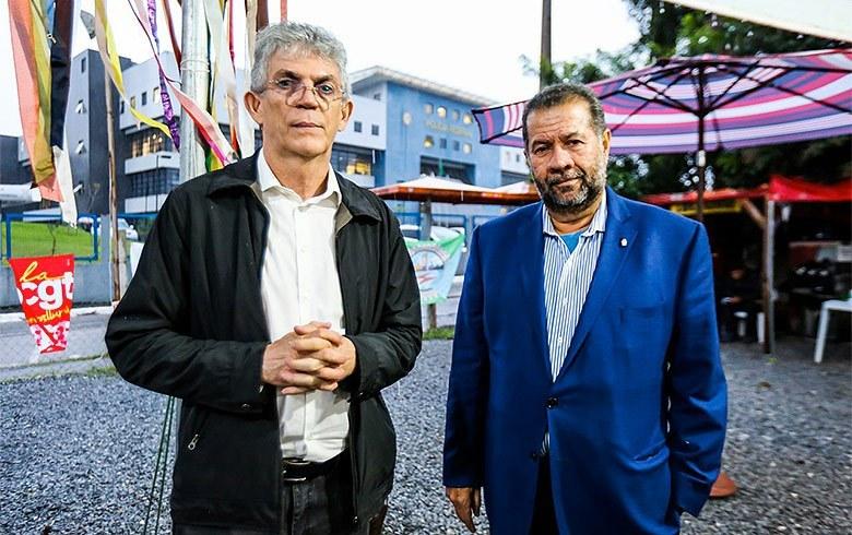 lupi e coutinho 1 - Lula, Ciro Gomes e Ricardo Coutinho: frente ampla a caminho? - Por Flávio Lúcio
