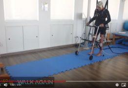 'NÃO É MILAGRE' Neurocientista brasileiro faz paraplégicos voltarem a caminhar: VEJA VÍDEO