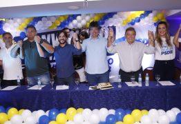 Pedro e Camila vão comandar o PSDB na Paraíba após convenção estadual