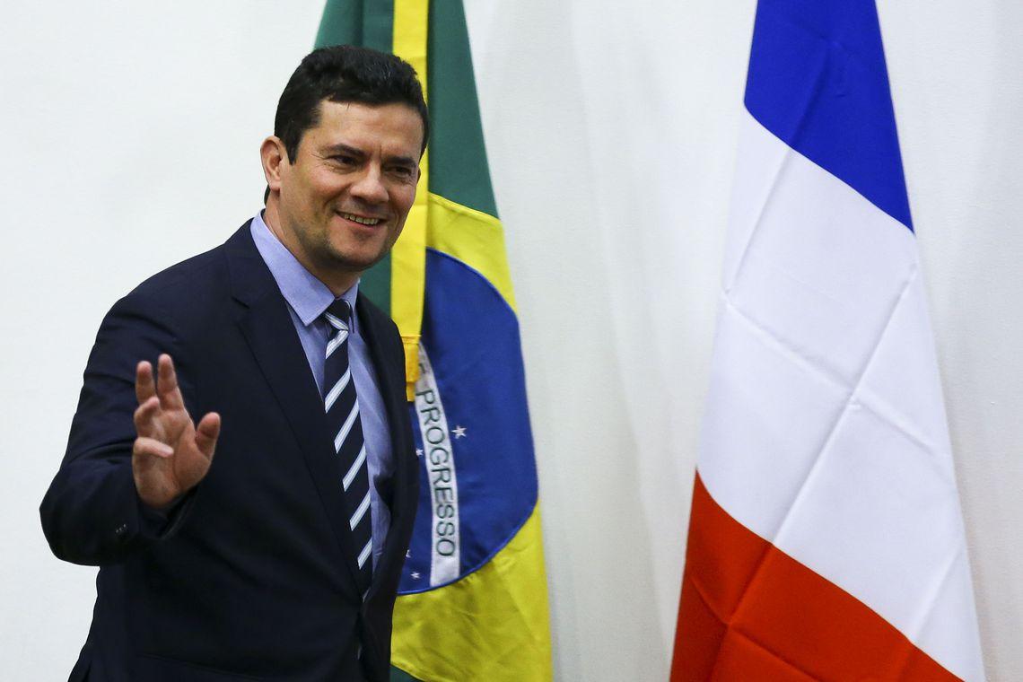 sérgio moro ministro justiça - COAF VAI PARA ECONOMIA: Câmara aprova redução de ministérios e tira Conselho de Moro