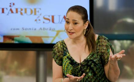 sônia abrão - Sonia Abrão revela doença e desabafa: 'Nunca quis me casar'