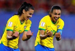 COPA DO MUNDO FEMININA: Brasil bate Itália e avança para as oitavas de final