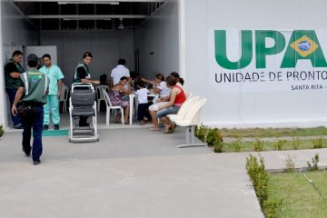 UPA de Santa Rita tem até sexta-feira para apresentar escala médica, diz CRM-PB