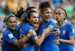 COPA FEMININA: Jogos desta quinta definem próximo adversário do Brasil