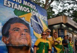 MANIFESTAÇÕES: Julgamento de Lula no STF turbina atos pró-Moro deste domingo