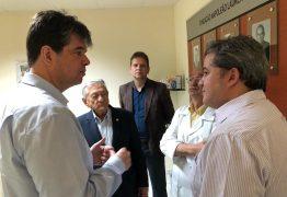 Ruy se compromete em conseguir equipamento para Hospital Napoleão Laureano