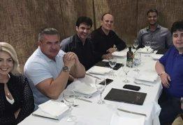 Deputado Julian Lemos recepciona ministro do Turismo em João Pessoa
