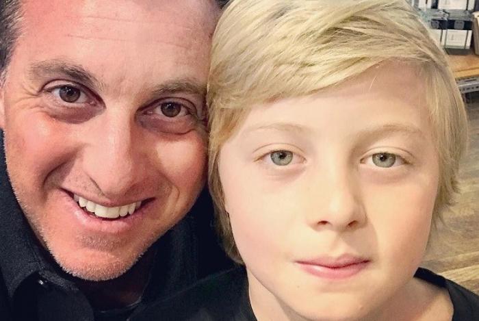 LUCIANO HUCK FILHO BENÍCIO - Filho de Angélica e Huck passa por cirurgia após sofrer traumatismo craniano praticando wakeboard