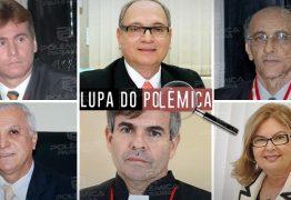 LUPA DO POLÊMICA: Quanto ganham os desembargadores do TJPB e suas equipes – CONFIRA TABELA COMPLETA