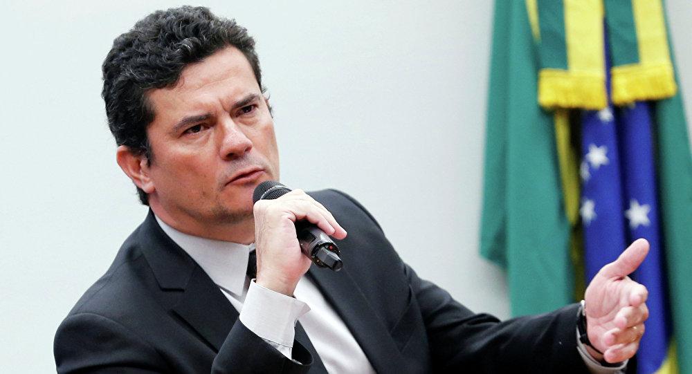 SÉRGIO MORO - Moro ataca The Intercept e diz que reportagens têm 'viés político-partidário' para libertar Lula