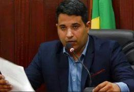 Após denúncia de fraude nas eleições da mesa, presidente da Câmara de Santa Rita é afastado do cargo