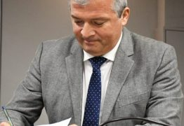 Trócolli Júnior reassume cadeira na Assembleia Legislativa
