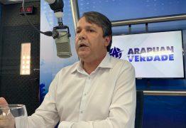 ZENNEDY BEZERRA ELOGIA SUSPENSÃO DE EMBARGO: 'Mais importante foi o gesto do governador'; VEJA VÍDEO