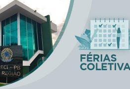 FÉRIAS COLETIVAS: Creci-PB suspende funcionamento entre os dias 17 a 30 de junho