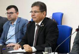 """""""Vai ser votada de forma consensual, sem nenhuma rusga"""" diz Adriano Galdino sobre votação da LDO"""