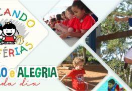 Sesc inicia inscrições para colônia de férias em João Pessoa, Campina Grande e Guarabira