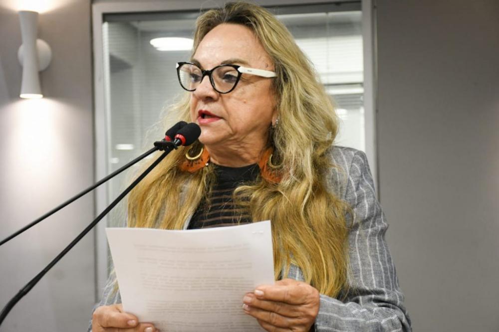 dra. paula francinete - Dra. Paula Francinete defende voos regionais para Cajazeiras, 'Vamos fazer com queCajazeirasvoe alto'