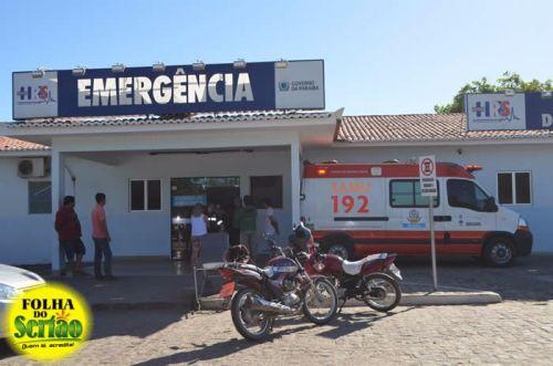 f1ffbe1ab22eabf68b44 - Idoso é internado na UTI do Hospital Regional de Sousa com suspeita de H1N1