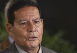 'Considero muito grave e estarrecedoras as revelações', diz Mourão sobre supostos diálogos de Sérgio Moro