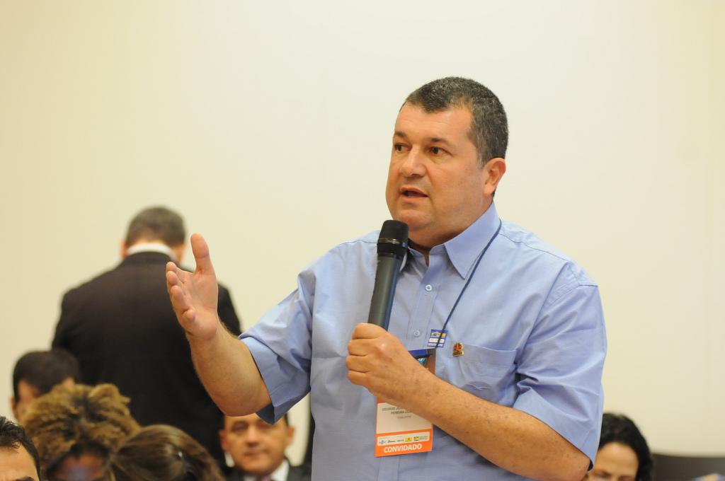 george coelho famup 1 - Presidente da Famup diz que cortes na educação básica podem 'devastar' programas e ações nos municípios