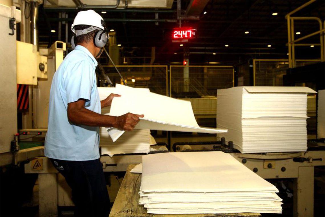 sede suzano celulose mucuri ba 03 850x567 - Segundo FGV Índice de Confiança da Indústria recua 1,4 ponto