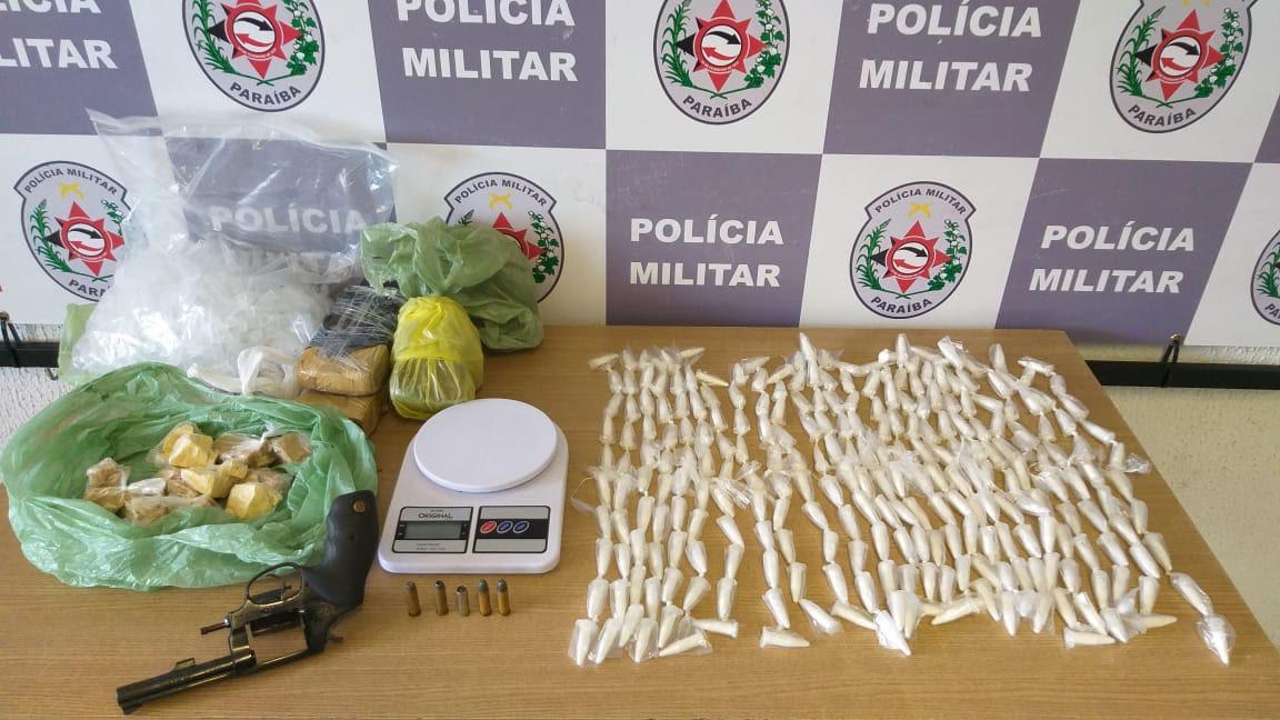 unnamed 1 - Polícia apreende drogas que traficantes esconderam em posto de saúde da Zona Sul da Capital