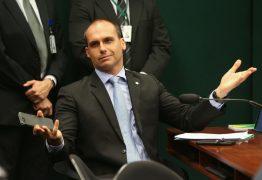 Bolsonaro pretende nomear o filho Eduardo como embaixador nos EUA
