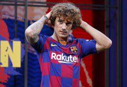 Griezmann fala sobre chegada ao Barcelona e revela não ter recebido boas-vindas de Messi