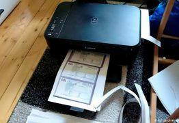 Jovem imprime dinheiro e tenta comprar carro com notas falsas