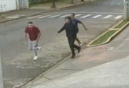 Jovem é agredido no meio da rua, por ser gay – VEJA VÍDEO