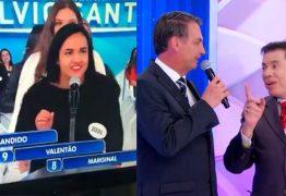 'BANDIDO, VALENTÃO OU MARGINAL': mulher diz que características combinam com Bolsonaro – VEJA VÍDEO
