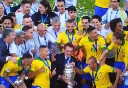 Conquista da Copa América, misturada com política, reacende ufanismo
