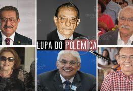 LUPA DO POLÊMICA: Conheça quem são e quanto ganham os ex-deputados paraibanos  aposentados pela Câmara