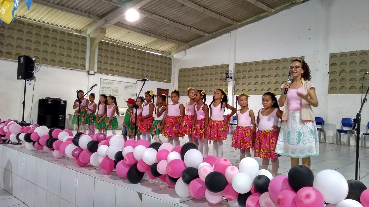Oficina de Balé - Núcleo de Cultura de Conde abre matrículas para oficinas de artes nas comunidades
