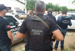 Polícia Civil realiza operação na Paraíba e em estados vizinhos para desarticular grupo responsável por crimes contra agências bancárias