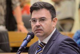 'SEM CONDIÇÕES PARA O DIÁLOGO': Raniery Paulino diz que PSB vai fazer oposição ao próprio partido