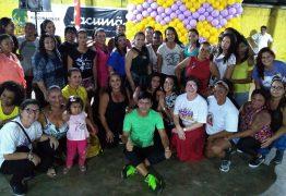 Prefeita Márcia Lucena participa do segundo encontro Vem Mulher em Jacumã
