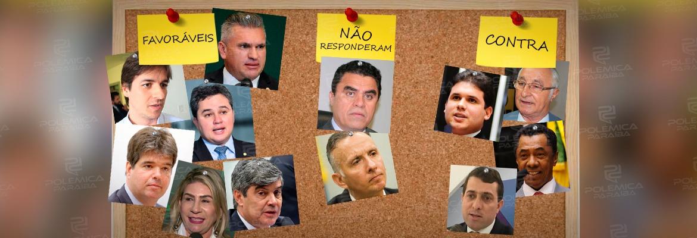 WhatsApp Image 2019 07 10 at 15.06.13 - 6 x 4 x 2: deputados federais paraibanos revelam seus votos sobre a proposta de Reforma da Previdência