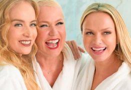 Xuxa, Angélica e Eliana lançam coleção de batons veganos – VEJA VÍDEO