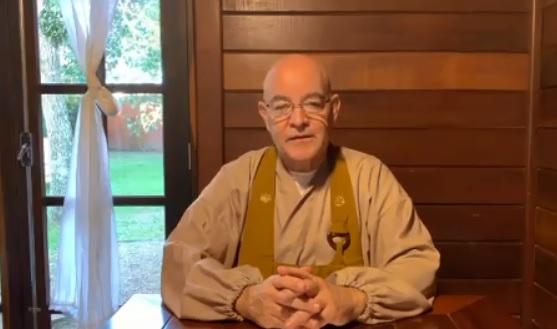 aaa 28 - EM JOÃO PESSOA: Renomado monge budista realiza palestra sobre 'lucidez nos relacionamentos'