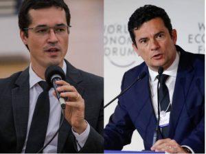 """deltanmoroladoalado 300x224 - Em novo vazamento, Dallagnol pede verba pública a Moro para lançar vídeo publicitário da """"lava jato"""""""