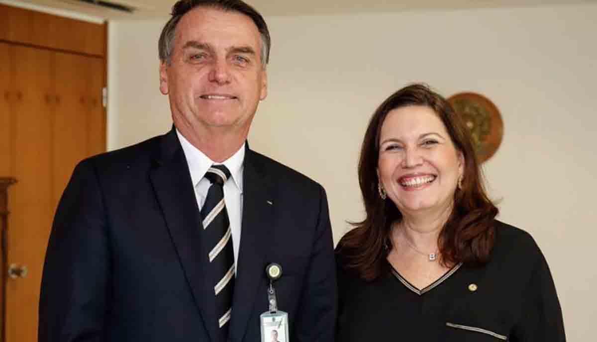deputada bia kicis - Deputada bolsonarista defende trabalho infantil: 'eu vendia brigadeiro para pagar aulas de tênis'