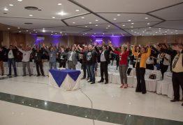 Palestras do Educacreci lotam auditório do Hotel Garden em CG