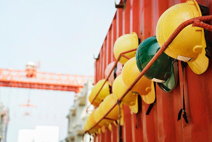 epi 2 - Tambaú Imóveis mostra quais as precauções necessárias à segurança do trabalho e do trabalhador
