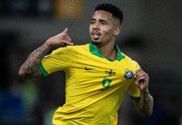 Brasil supera tensão de expulsão, vence Peru e é campeão da Copa América